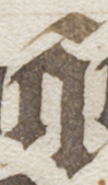 """abbreviation of """"qu"""" from page 0017"""